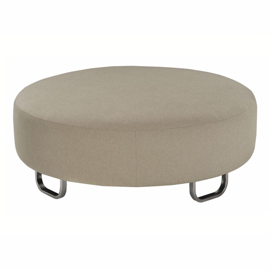Picture of Calcutta Round Ottoman