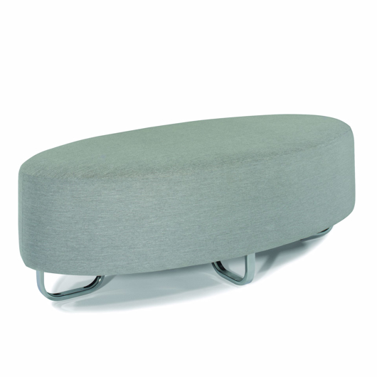 Picture of Calcutta Oval Ottoman