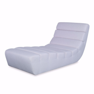 Picture of Aston Armless Lounge Chaise - OUTDOOR
